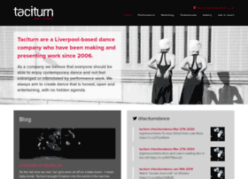 taciturn.co.uk