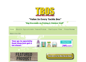 tackleboxofsavings.com
