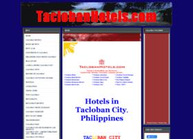 taclobanhotels.com