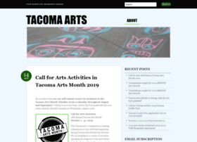 tacomaarts.wordpress.com