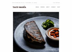 tacomaria.com