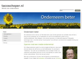 tacoscheper.nl