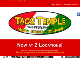 tacotemple.com