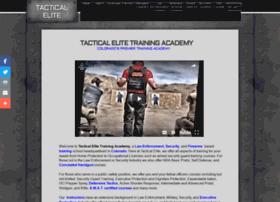 tacticalelitetraining.com