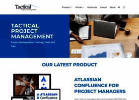 tacticalprojectmanagement.com