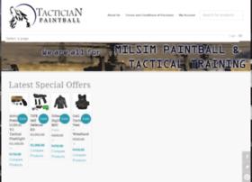 tacticianpaintball.co.za
