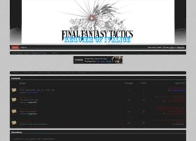tacticsfinalfantasy.freeforums.net