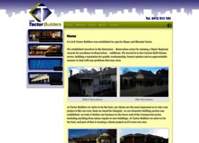 tactorbuilders.com.au