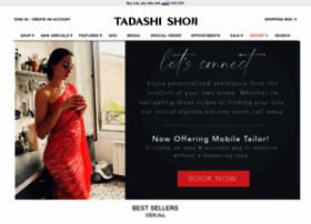 tadashishoji.com