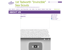 tadworthseascouts.co.uk