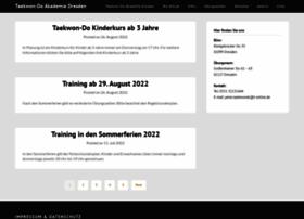 taekwon-do-akademie.de
