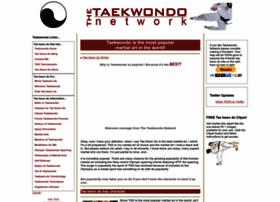 taekwondo-network.com
