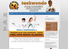 taekwondo-sibenik.com