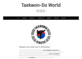 taekwondo-world.com