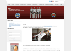 taekwondodublin.com