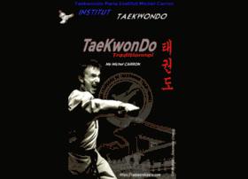 taekwondoparis.free.fr
