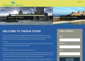 taeshatours.com