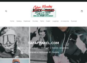 tafapparel.com