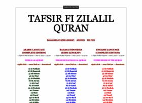 tafsirzilal.wordpress.com