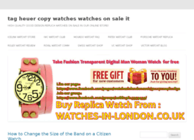 tag-heuer-copy-watches.watchesonsale.it