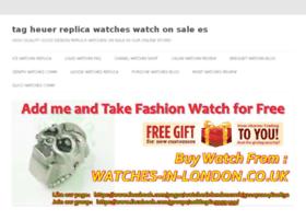 tag-heuer-replica-watches.watchonsale.es