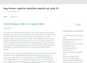 tag-heuer-replica-watches.watchonsale.fr
