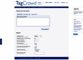 tagcrowd.com