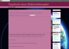 tagebucheineselektrofolteropfer.blogspot.com