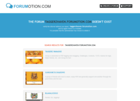 taggerzhaven.forumotion.com