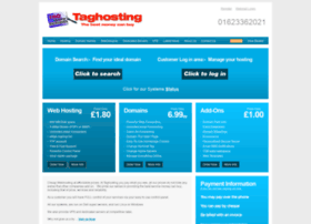 taghosting.co.uk