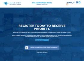 taglit-birthrightisrael.com