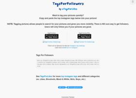 tagsforfollowers.com
