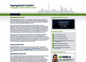 tagungshotels-frankfurt.com