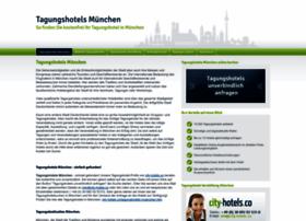 tagungshotels-muenchen.com