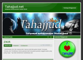 tahajjud.net
