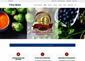 taher.com