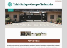 tahirrafiquegroup.com