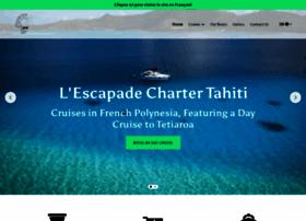 tahiti-charter-catamaran.com