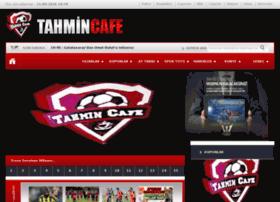 tahmincafe.com