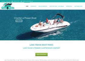 tahoeboatrides.com