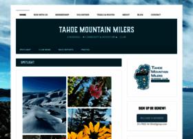 tahoemtnmilers.org
