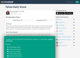 tahoeweatherdiscussion.com