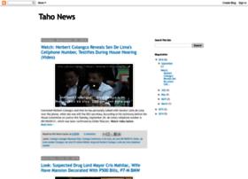 tahonews.blogspot.com