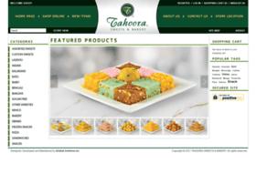 tahoora.com