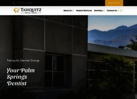 tahquitzdentalgroup.com