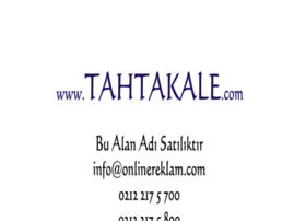 tahtakale.com