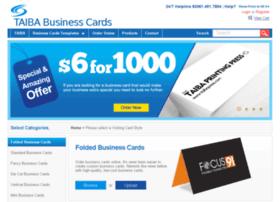 taibabusinesscards.com