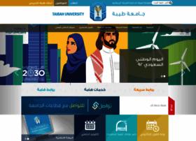 taibahu.edu.sa