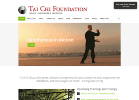 taichifoundation.org