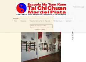 taichimardelplata.com